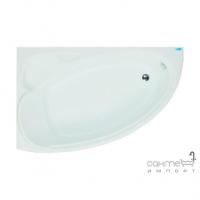 Правосторонняя гидромассажная ванна Bisante Виктория ГС1