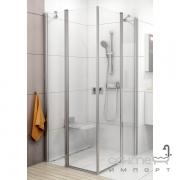 Душевые двери Ravak Chrome CRV2-90 1QV70C00Z1 алюминий/прозрачное