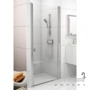 Душевые двери Ravak Chrome CSD1-80 0QV40U00Z1 сатин/прозрачное