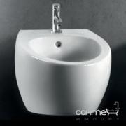 Биде консольное AeT Orizzonti Oval Sospeso S512 (S512T1R1V1)