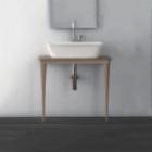 Столешница деревянная напольная Artceram ACM02X MOOD