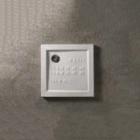Душевой поддон квадратный Artceram PDQ006 01; 00 Piatto Doccia 80x80