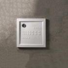 Душевой поддон квадратный Artceram PDQ007 01; 00 Piatto Doccia 90x90