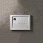 Душевой поддон прямоугольный Artceram PDR006 01; 00 Piatto Doccia 100x75