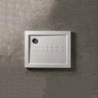 Душевой поддон прямоугольный Artceram PDR012 01; 00 Piatto Doccia 80x100