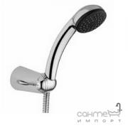 Ручной душ с держателем Bugnatese Accessori Toby, Xara 19706 CR хром