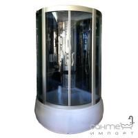 Гидромассажный бокс (гидробокс) с глубоким поддоном Diamond A-002 (в ассортименте)