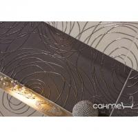 Плитка керамическая фриз Pilch Magma metal 2x60