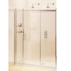 Раздвижная дверь для душа с дополнительной панелью Burlington BU50