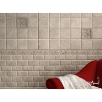 Плитка настенная фриз VALLELUNGA VILLA DESTE G12489 V.DESTE TORTORA TORELLO TIBUR