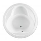 Ванна круглая Rak Ceramics Ecstasy (белая )