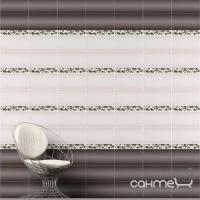 Плитка керамическая Интеркерама CAMELIA бордюр вертикальный персиковый БВ 19 021