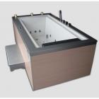Гидромассажная ванна EAGO AM146JDTSZ (L)