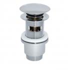 Донный клапан для умывальника (с переливом) Rak Ceramics RAK22007UK-02