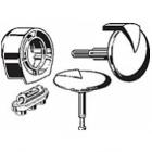 Функциональный набор встраиваемый для ванны Ideal Standard Venice A4945AA хром