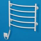 Электрический полотенцесушитель Теплый мир Овал белый