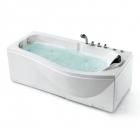 Гидромассажная ванна SSWW A104 левосторонняя