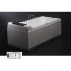 Гидромассажная ванна Grandehome WB215C левая
