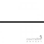 Бордюр Ceramika Color Crypton black glan listwa szklana 2.3x60