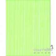 Плитка Ceramika Color Samba ciemna zielona 25x40