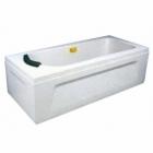Акриловая ванна Appollo TS-951 (панель, подголовник, сифон в комплектации)