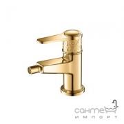 Смеситель для биде Yatin Carving Gold 8065023VF золото