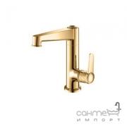 Смеситель для кухни Yatin Carving Gold 8065024VF золото