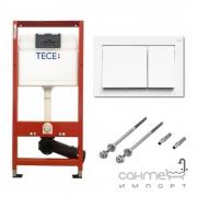 Инсталляция с комплектом для установки подвесного унитаза TECE TECEbase 9.400.000
