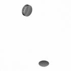 Cлив/перелив для ванны Bonomi 112014 Матовый Никель, Черный, Золото