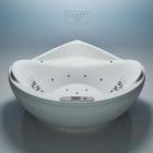 Гидромассажная ванна WGT Illusion комплектация Easy+Hydro