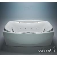 Гидромассажная ванна WGT Together комплектация Easy+Hydro