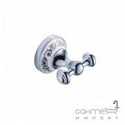 Крючок для полотенца Devit Charlestone Ceramic 3054142 хром