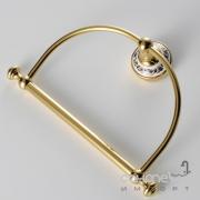 Кольцо для полотенец Devit Charlestone Ceramic 3060142G золото
