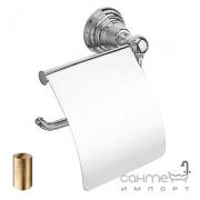 Держатель для туалетной бумаги Tres Retro-Tres 5.24.636.05.51 Античная Латунь
