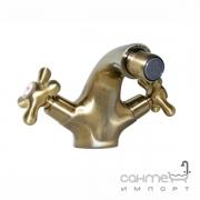 Смеситель бронзовый для биде Welle Amalia 49003T4HO
