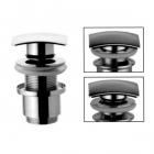 Донный клапан с системой Skip-Up Bianchi Sifoni PLTQUA364000/CRM Хром