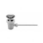 Донный клапан с пробкой пластиковый Bianchi Sifoni SCRpls729000/CRM Хром