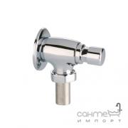 Пневматический кран для слива туалета Remer Rubinetterie S.p.A. Tempor TE17010/CR Хром