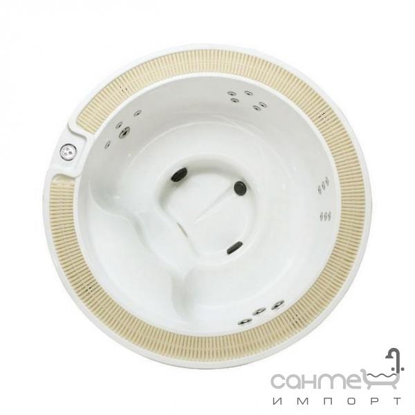comfort spa Спа-бассейн с переливом Comfort Spa Mini-96 (ComSPA-96)