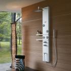 Гидромассажная панель с термостатическим смесителем Jacuzzi Ego 9449-053-80