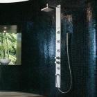 Гидромассажная панель с термостатическим смесителем Jacuzzi Es Built-In 9449-055-80
