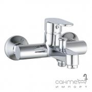 Смеситель для ванны однорычажный Imprese Lesna 10070 хром
