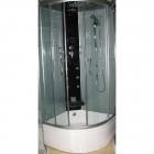 Гидромассажный бокс (гидробокс) с глубоким поддоном Polaris Comfort-100 (DZ 1002)