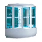 Гидромассажный угловой бокс CRW AE-020 150x150