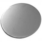 Декоративная крышка для выпуска для умывальника Duravit 005040 хром