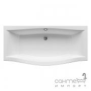 Пристенная гидромассажная ванна Bisante Монако ГС1+АС1