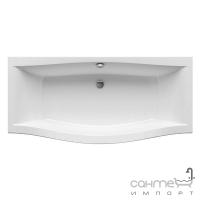 Пристенная гидромассажная ванна Bisante Монако ГС1