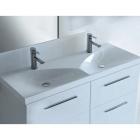 Раковина для ванной комнаты Salgar AMALFI 1210 white load mineral shine 16893