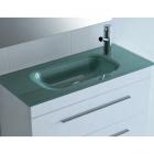 Раковина для ванной комнаты Salgar Top Glass SERIE 35 Aquamar 14622
