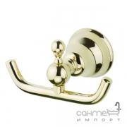 Крючок для полотенца Devit Charlestone 80101426 золото